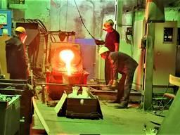 Литье ХТС чугуна стали бронзы алюминия олова и др. цветных