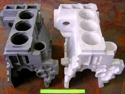 Литі металовироби, деталі і запчастини для тракторної та авт