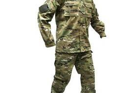 Літній камуфляжний військовий костюм Multicam