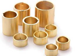Литьё бронзовое центробежное и в коккель, 7-12дней.