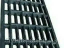 Ливнеприемная решетка - 500х500х40