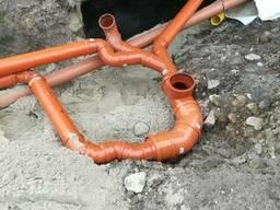 Ливневая канализация под ключ
