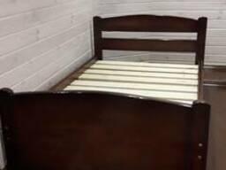 Ліжка деревяні