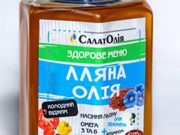Лляна олія