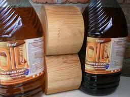 Продаж льняного масла Frost(фрост) для обробки дерева з дост