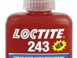 Loctite 243 Жидкий фиксатор резьбы, до М36, до 150 °C