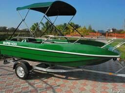Лодка БАРС 400