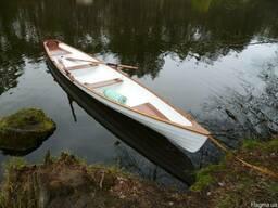 Лодка деревянная гребная Annapolis