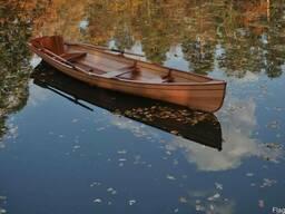 Лодка деревянная гребная, Royal Boat Whitehal