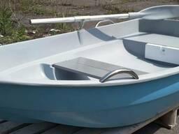 """Лодка гребная стеклопластиковая """"Малыш"""", 2,5 м. Новая !"""