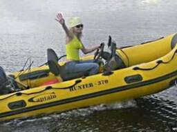 Лодки Captain - догоните если сможете