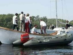 Лодки Captain, моторы, все по водномоторной теме