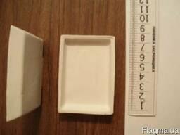 Лодочки прямоугольные керамические (РФЗ)