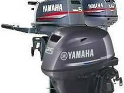 Лодочный мотор Yamaha любой мощности, предпродажная подготов