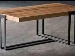 Лофт стіл, стіл обідній лофт, стол на заказ, на замовлення