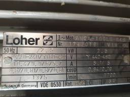 Loher, Flender Электродвигатели DDR : SMH, KMR и др. Цена