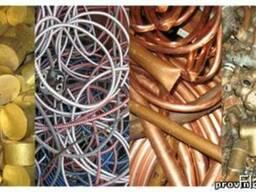 Лом цветных металлов