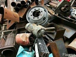 Лом цветных металлов, стружку, медь, бронза, цинк.