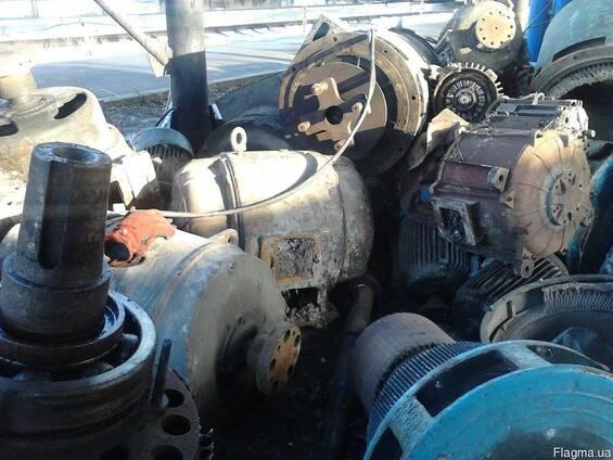 Лом электродвигателей (только опт)