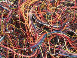 Лом кабеля и проводов