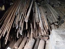 Лом круг метал заготовка сталь ХВГ 5ХНМ 14Х17Н2 Х12 20Х13 У8
