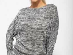 Лонгслив женский 115R159-1 цвет Серый