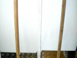 Лопата для снега дюраль 400х500, 2 - 3 мм