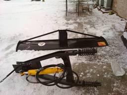 Лопата для уборки снега на трактор, МТЗ, ЮМЗ, купить, цена