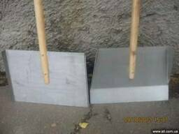 Лопата дюралевая для снега