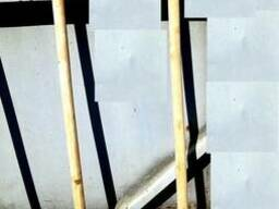 Лопата дюралевая для снега 400х500