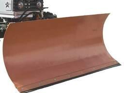 Лопата-отвал для мототрактора Премиум (без гидравлики)