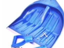 Лопаты совковые пластмассовые для снега и зерна пластиковые скребки совки