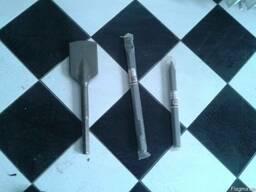 Лопатка Пика Зубило на отбойный молоток Bosch GSH16-28, GSH27