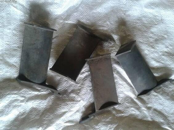 Лопатки газотурбинные (основа кобальт); сплав 49 кф