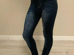 Лосины детские под джинс