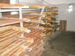 Лотки дерев.для остывания хлеба