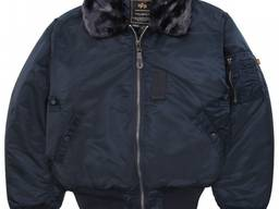 Льотна куртка B-15 Alpha Industries