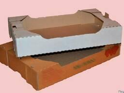 Картонный лоток под пинетку под 0, 500 кг