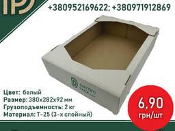 Лоток кондитерский, БС 380х282х92 мм