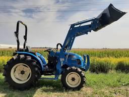 LS Tractor R50 без кабіни