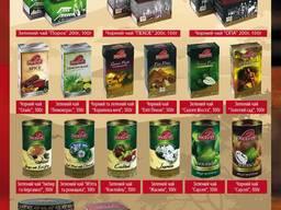 Лучший Цейлонский Чай Mervin Ceylon Tea