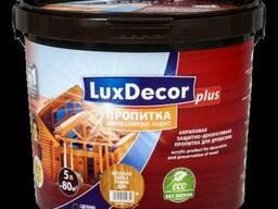 Luxdecor Плюс пропитка, краска Польша 1л