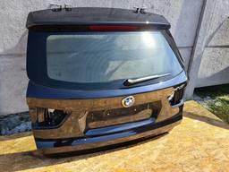 Ляда Крышка багажника заднее стекло на BMW X3 F25
