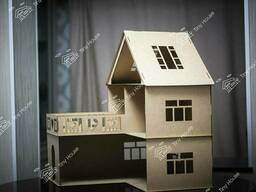 "Ляльковий будинок DHB003 ""TinyHouse"" Кукольный домик Лол lol"