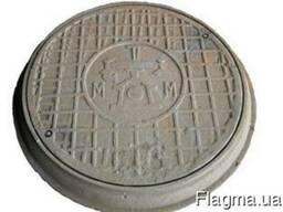 Лёгкий люк телефонной сети тип «ГТС-Л»ГОСТ 3634-99