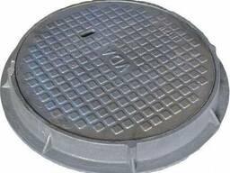 Люк канализационный тип Л ЛА-15 600 мм купить, цена,
