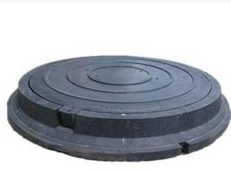 Люк увеличенного диаметра 990 мм 3 тонны и 12, 5 тонн
