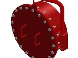 Люки для резервуаров: люк световой ЛС и люк-лаз ЛЛ
