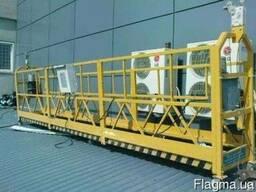 Люлька строительная ZLP-630 (длина корзины 6м, подъём 50м)