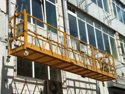 Люльки строительные (фасадные) серии ZLP-630